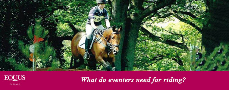 What do eventers wear?