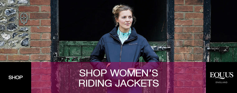 Shop Women's Riding Jackets