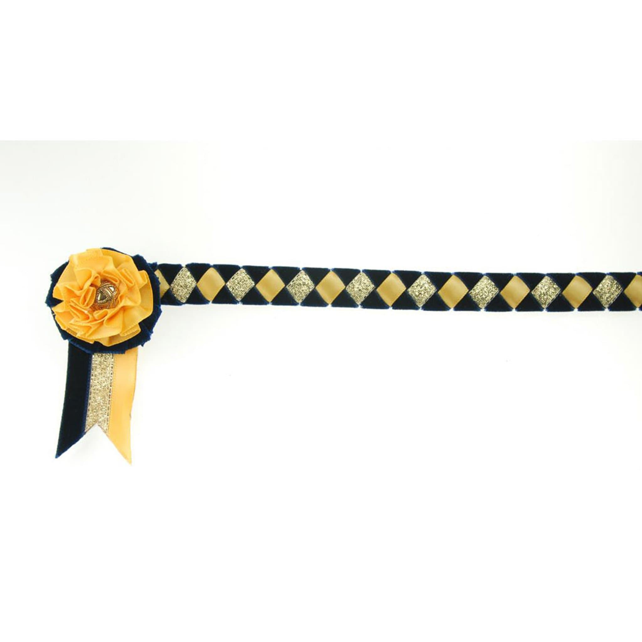 ShowQuest Newport Browband Navy 19328.