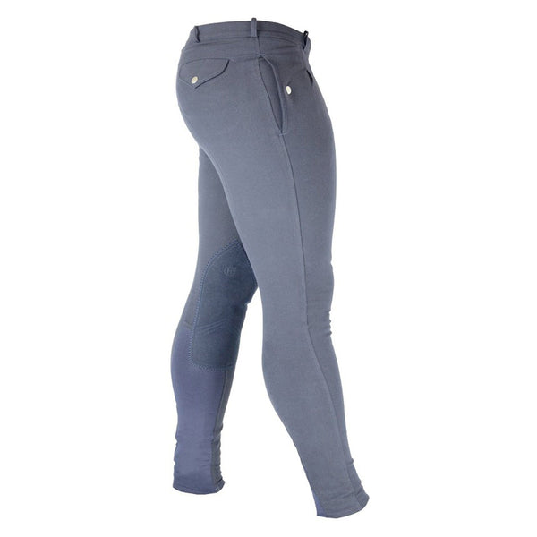HyPerformance Welton Men's Breeches Navy SIde
