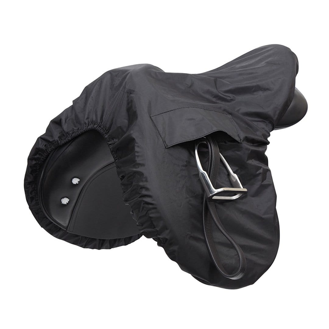 Shires Waterproof Ride-On Saddle Cover 232 GP and Close Contact