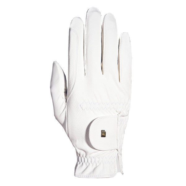 Roeckl Chester Winter Gloves White 3301-527-101