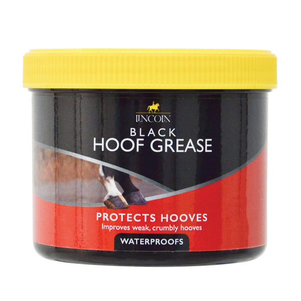 Lincoln Black Hoof Grease 4019