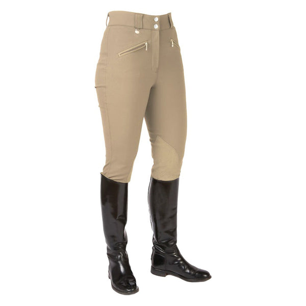 HyPerformance Cleo Ladies Breeches Beige 4886