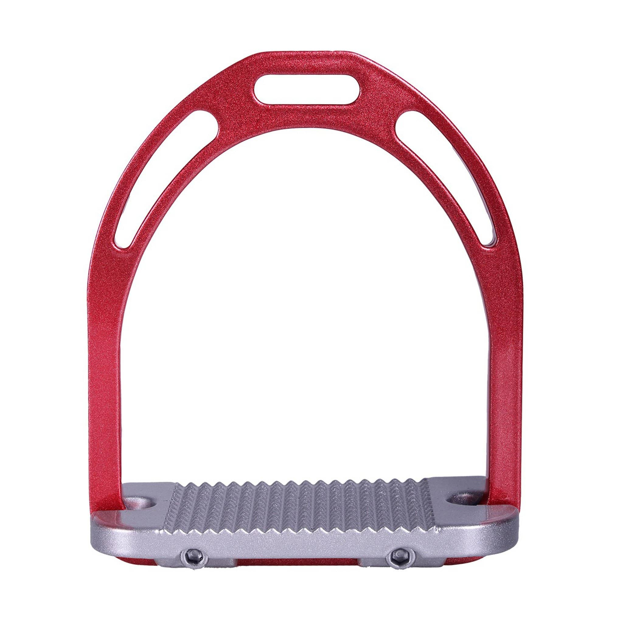 5270 QHP Two-Tone Metallic Stirrups Bright Red