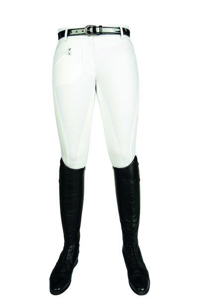 HKM Pro Team Global Team Sporty Three Quarter Seat Breeches
