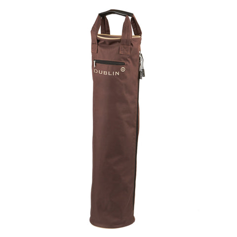 Dublin Imperial Bridle Bag in Chocolate