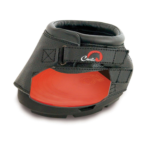 Cavallo Enhanced Hoof Protection Gel Pad in boot  6467