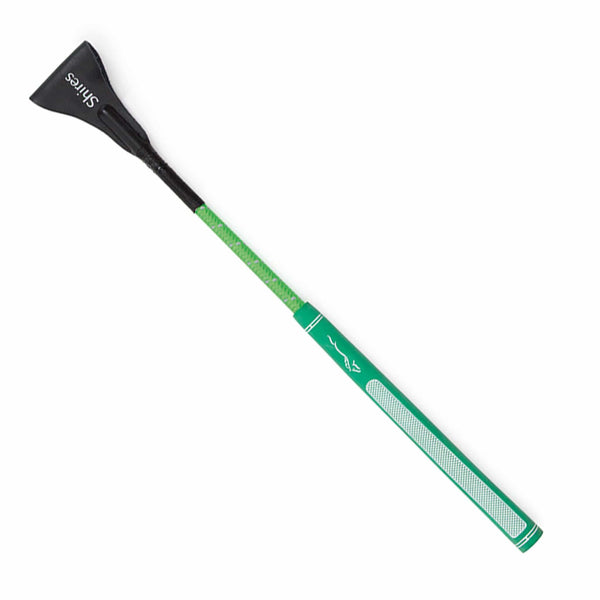 Shires Rainbow Jumping Bat in Green 7601