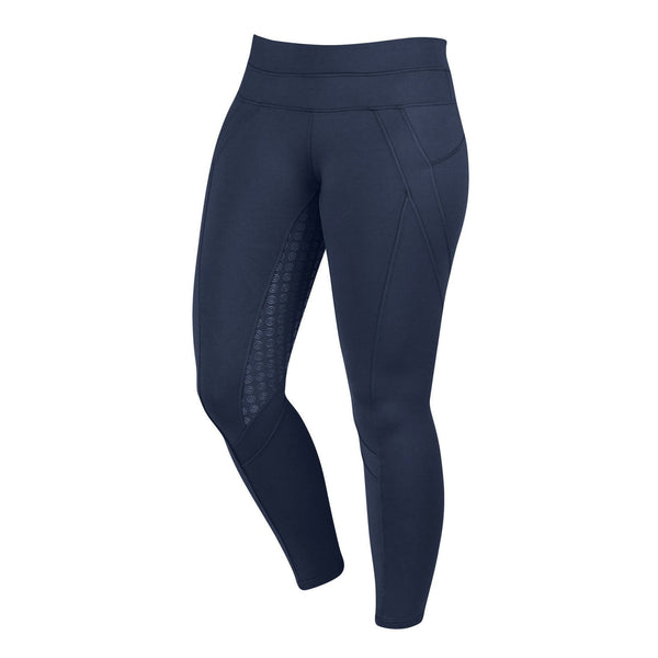 Dublin Performance Thermal Active Tights Navy Front