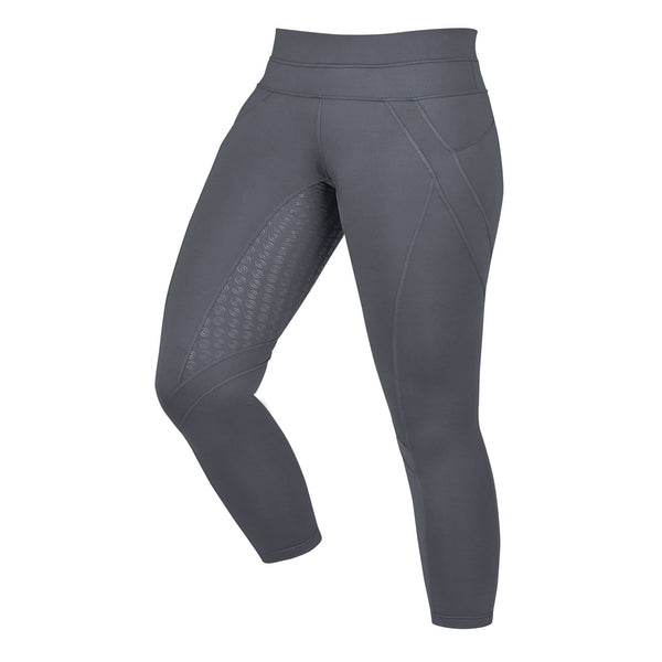 Dublin Performance Thermal Active Tights Grey Front