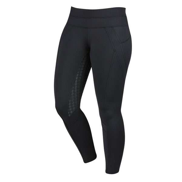 Dublin Performance Thermal Active Tights Black Front