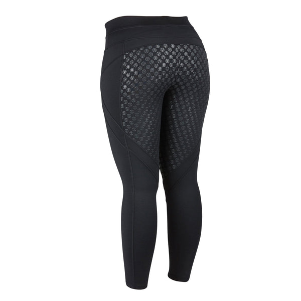 Dublin Performance Thermal Active Tights Black Rear