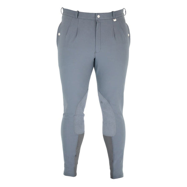 HyPerformance Welton Men's Breeches Grey Front