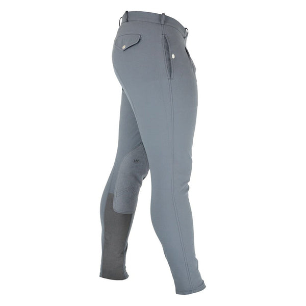 HyPerformance Welton Men's Breeches Dark Grey Side