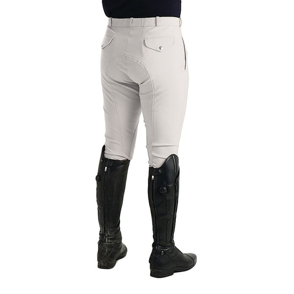 HyPerformance Jakata Men's Breeches White Rear