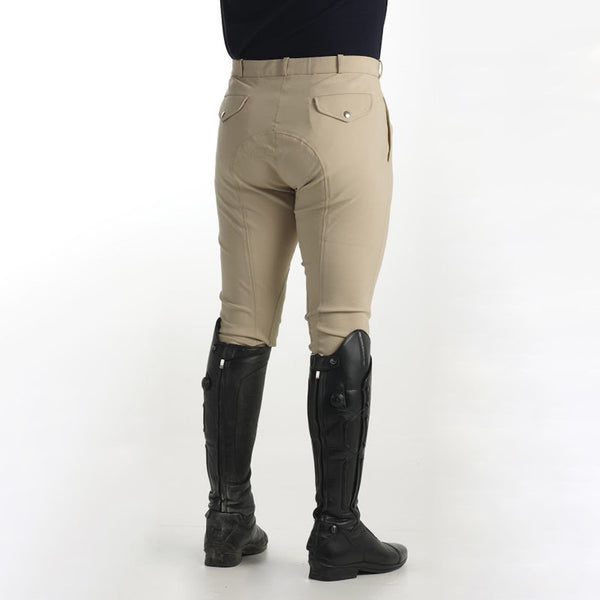 HyPerformance Jakata Men's Breeches Beige Rear