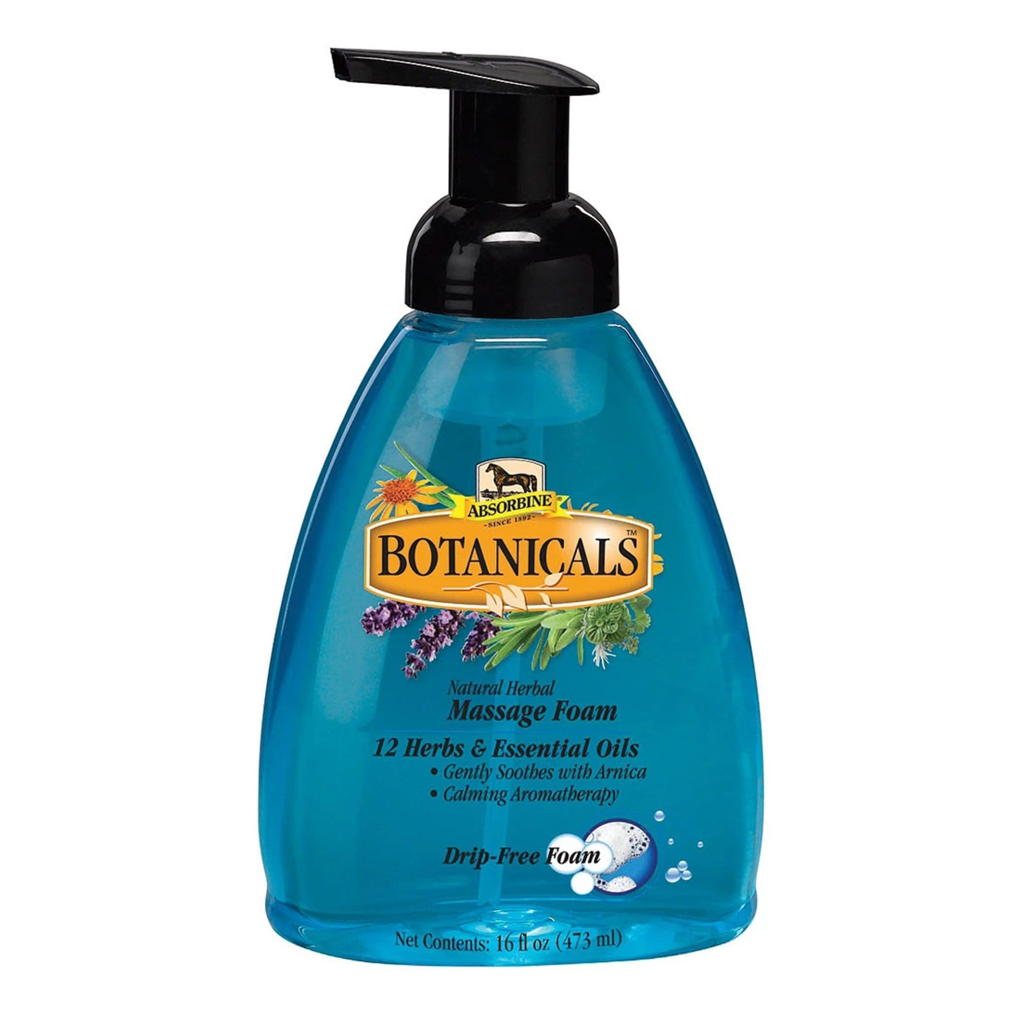 Absorbine Botanicals Natural Herbal Massage Foam 9282.
