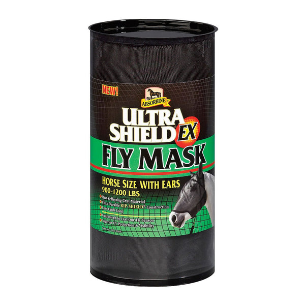 Absorbine Ultrashield Ex Fly Mask Full 7314