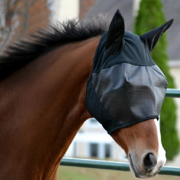 Absorbine Ultrashield Fly Mask with ears 17070