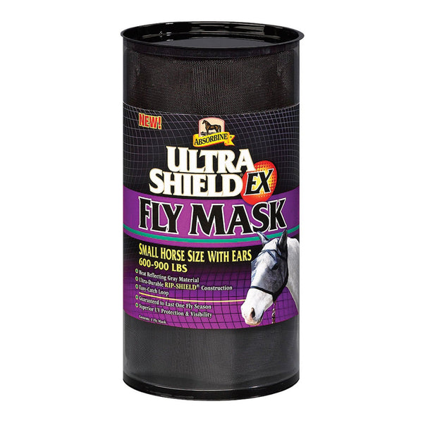 Absorbine Ultrashield Ex Fly Mask Pony 7315