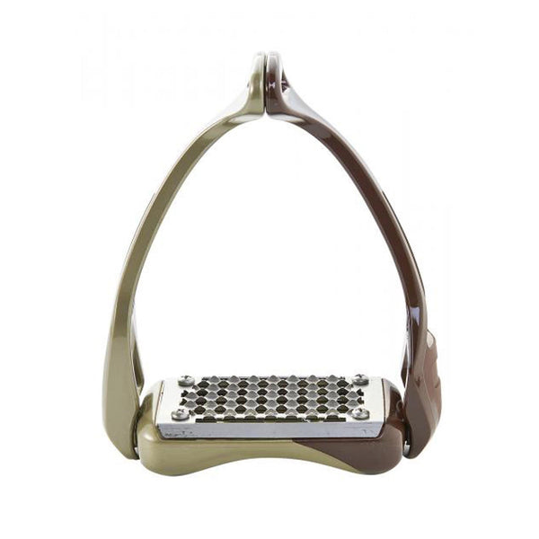 Acavallo Opera Stirrup Brown 117005