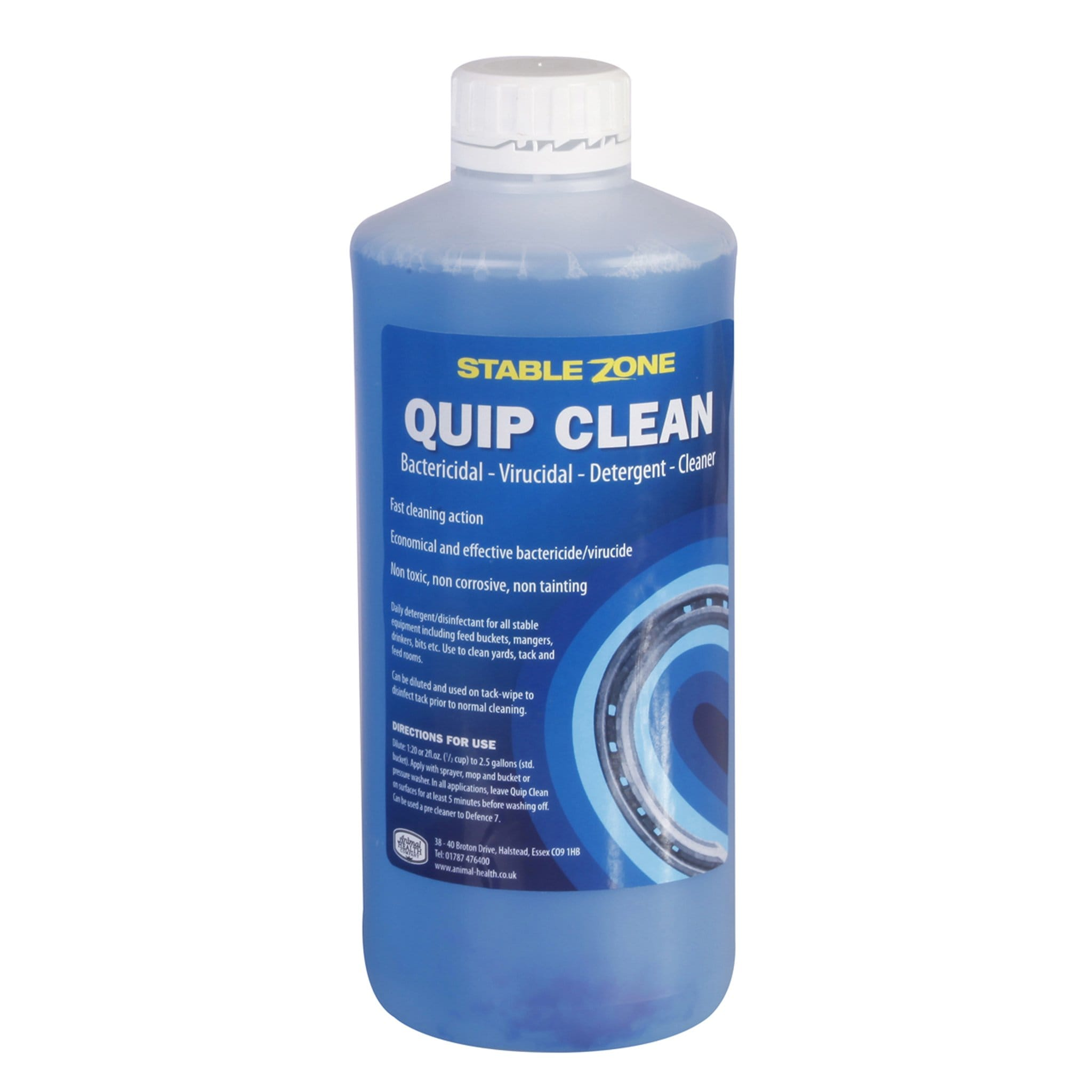 Animal Health Company Quip Clean SPE0026 1 litre