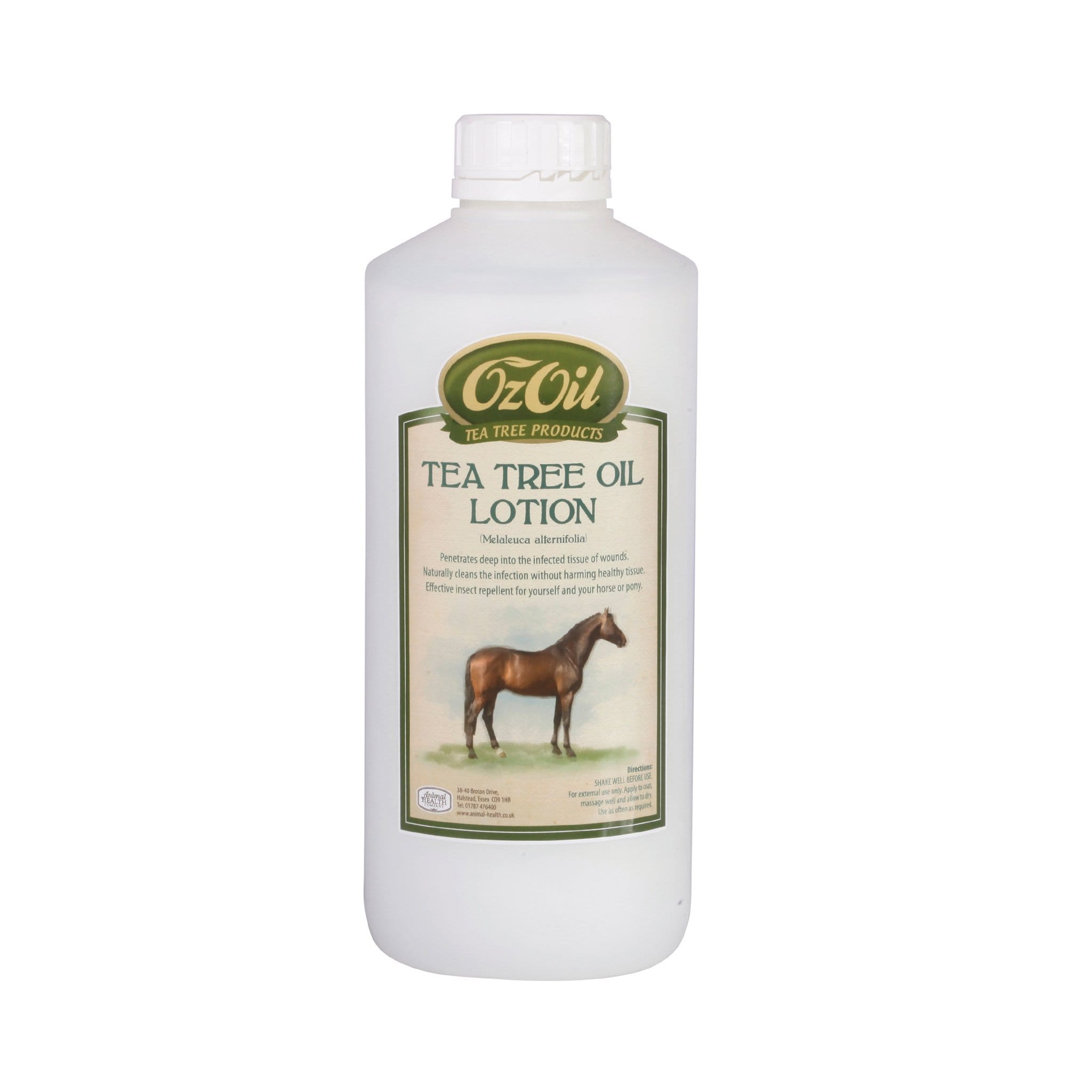 Animal Health Company Tea Tree Lotion 7970