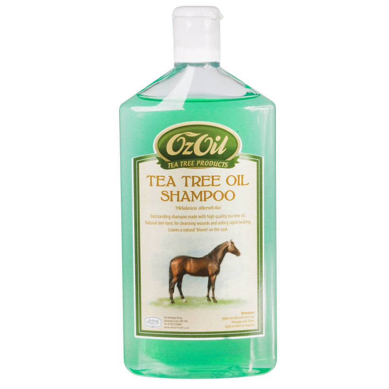 Animal Health Company Tea Tree Oil Shampoo 7964