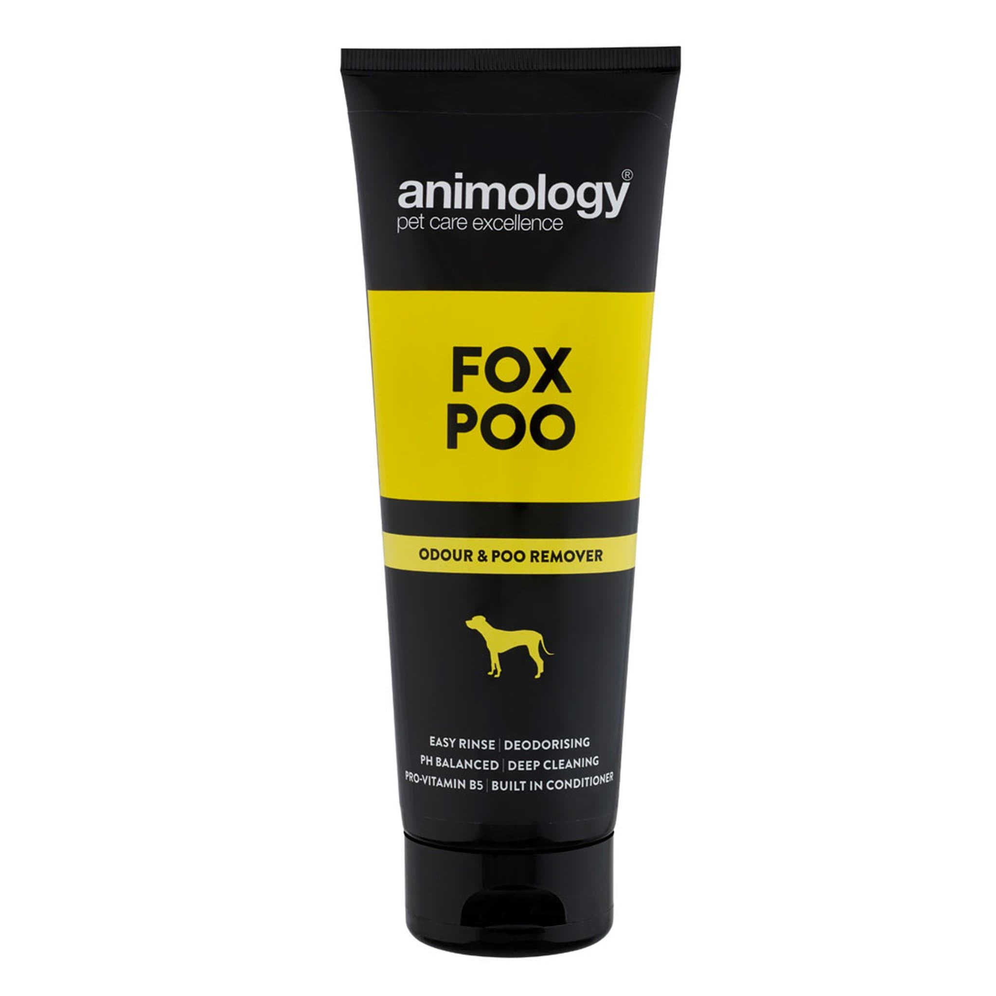 Animology Fox Poo Dog Shampoo 5780 250ml tube