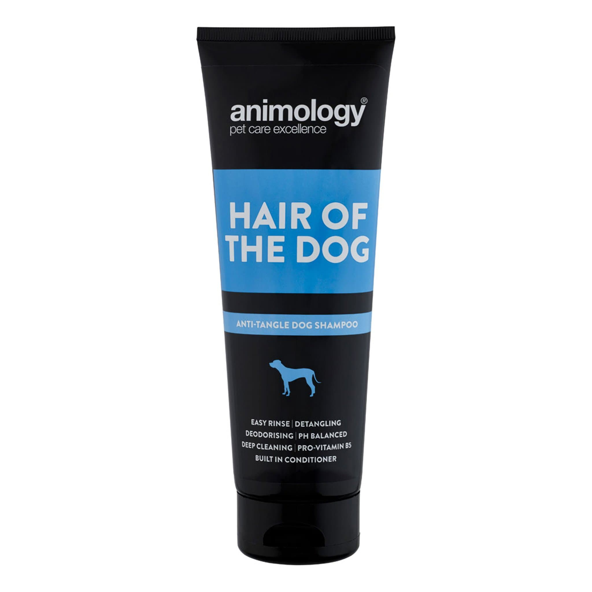 Animology Hair Of The Dog Shampoo 250ML 17092.