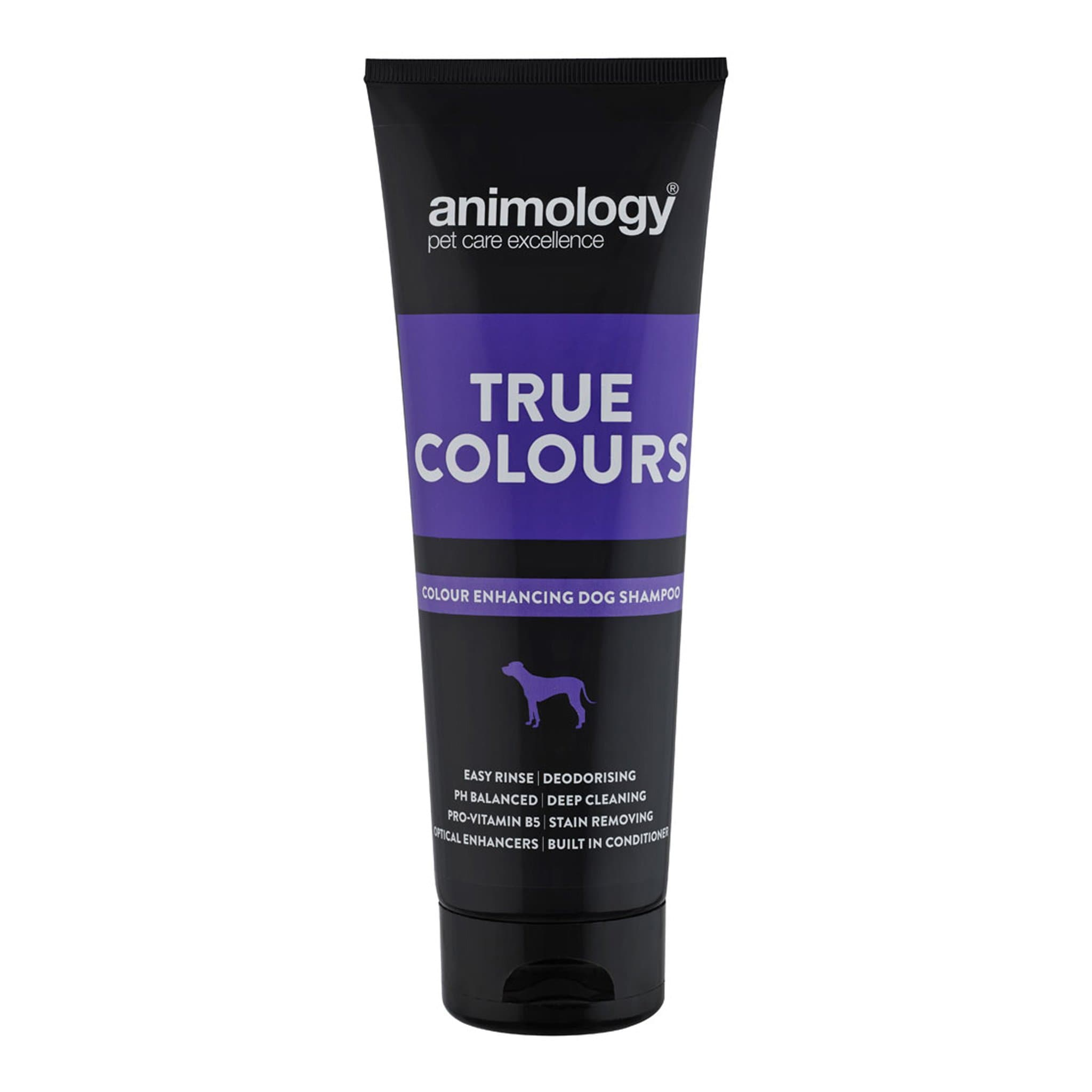 Animology True Colours Dog Shampoo 250ML 14863.