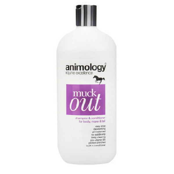 Animology Muck Out Horse Shampoo 5775