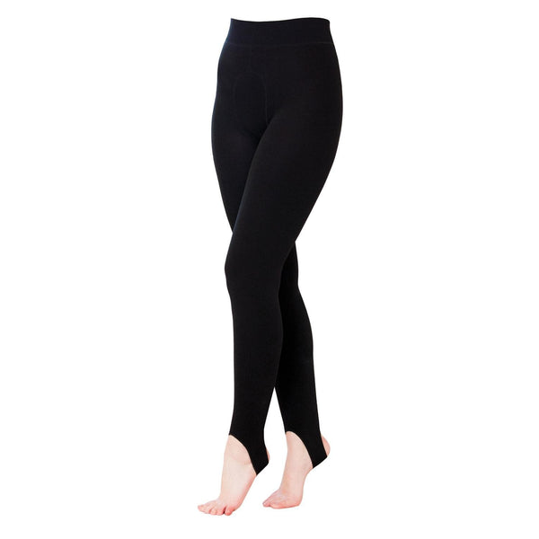 Equetech Arctic Thermal Underbreeches in Black