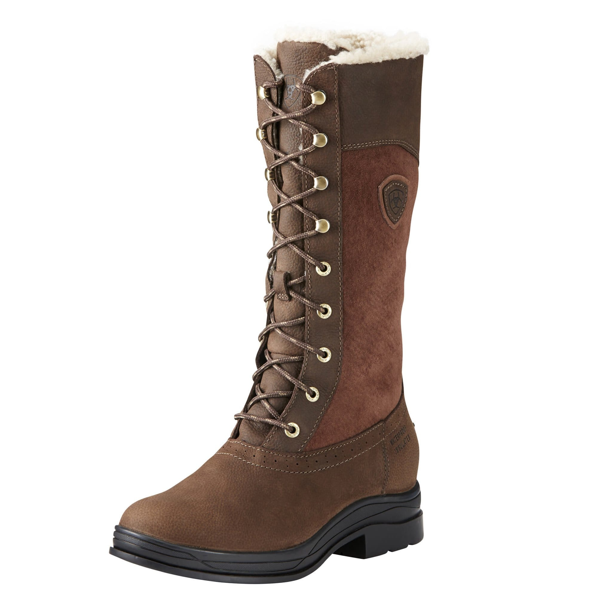 Ariat Wythburn H2O Insulated Boots Lace Up Front 10021530.