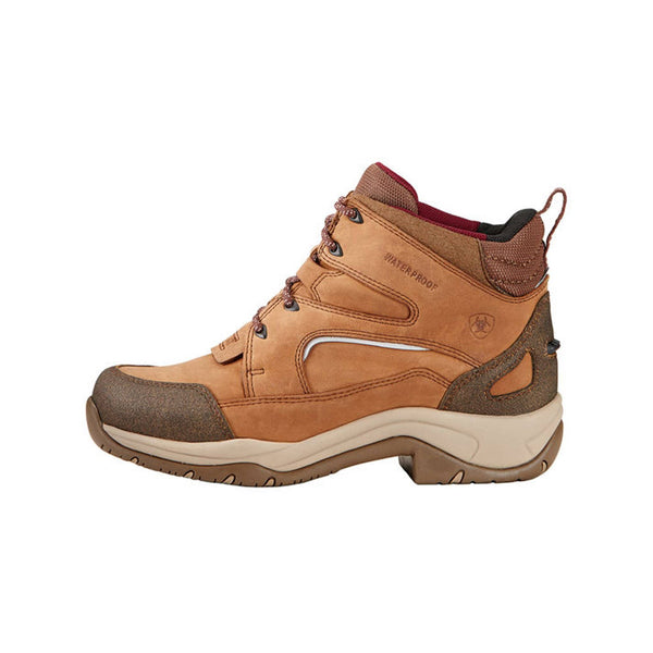 Ariat Telluride II H2O Boot in Brown Side 10017305
