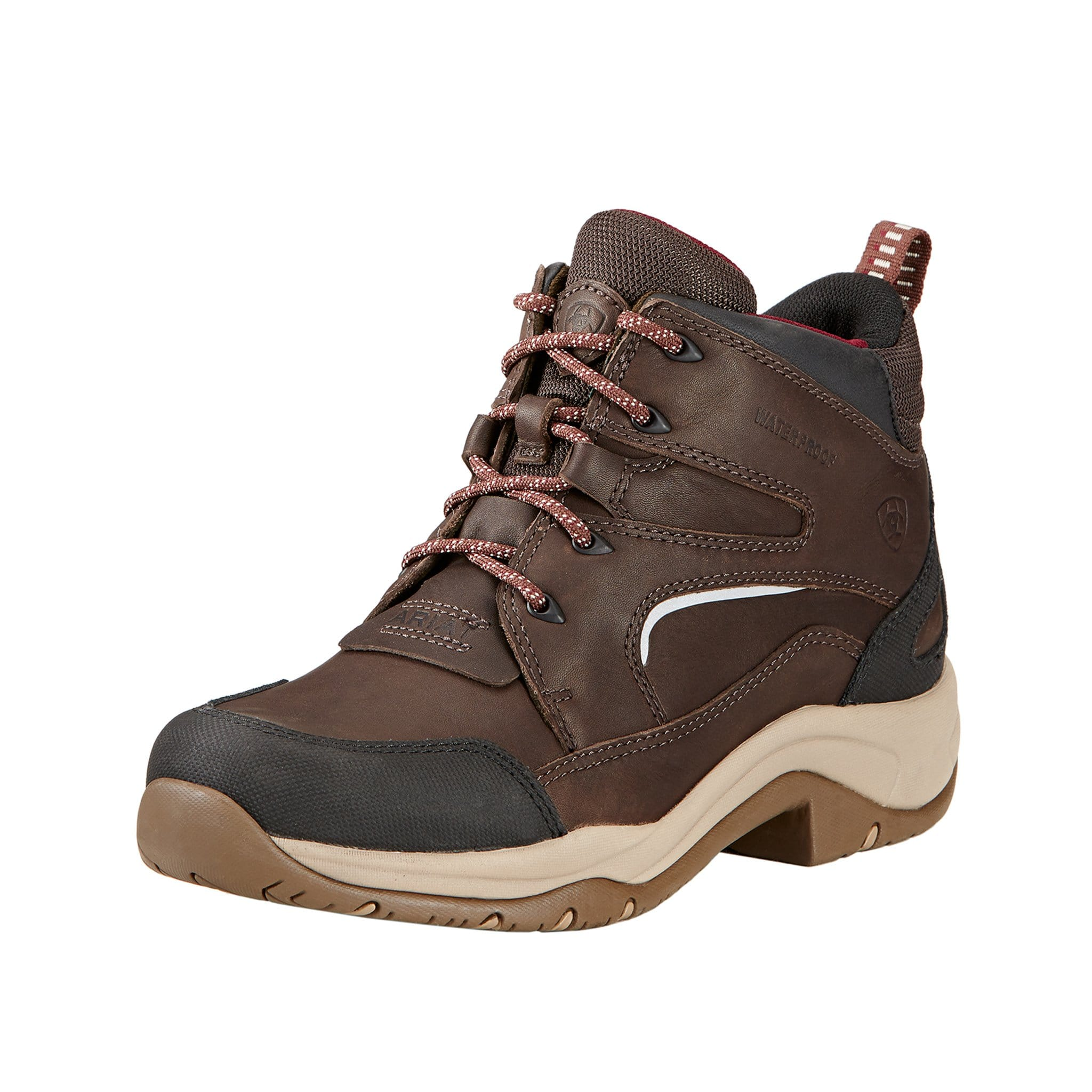 Ariat Telluride II H2O Boot in Dark Brown 10017306