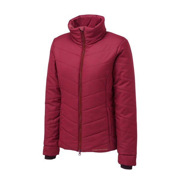 Noble Outfitters Aspire Jacket 28527 Merlot