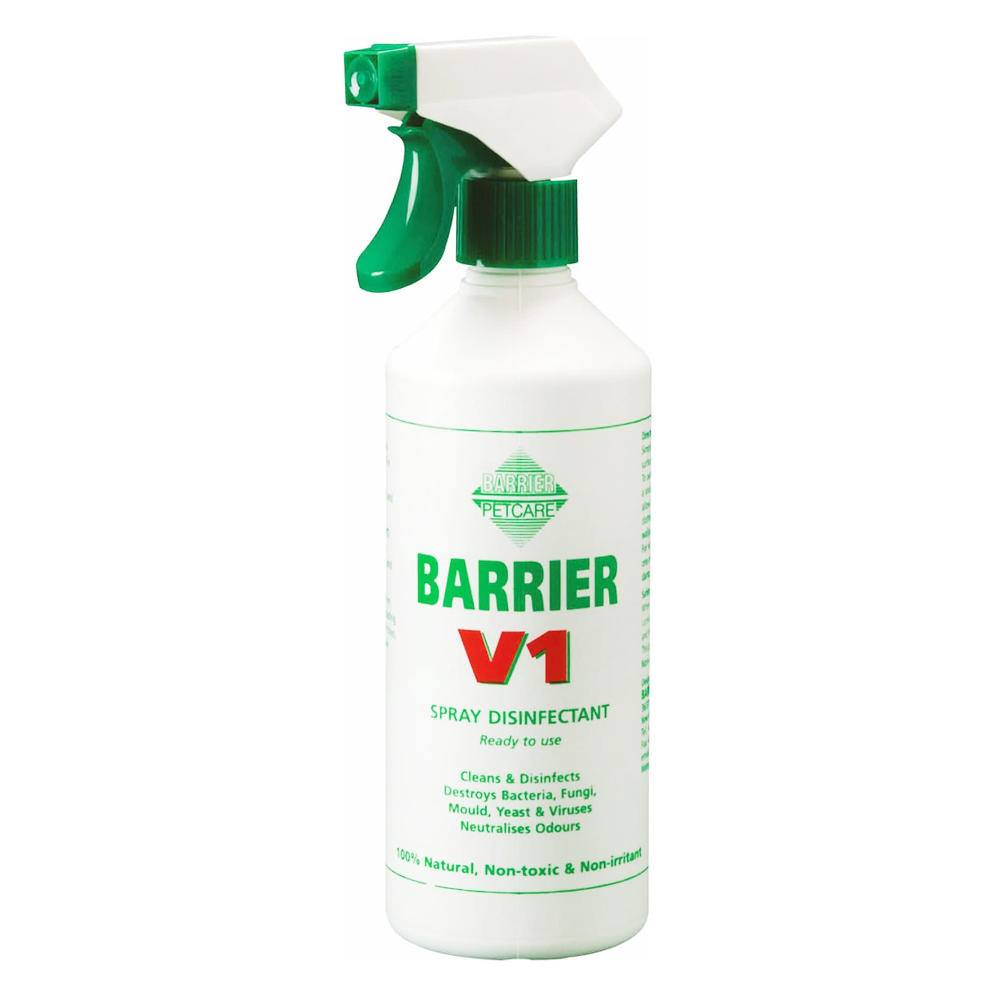 Barrier V1 Spray Disinfectant 8488