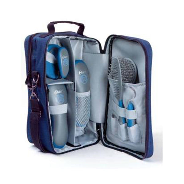 Oster 7 Piece Grooming Kit in Blue