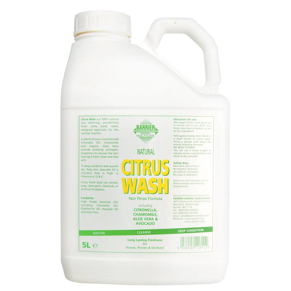 Barrier Citrus Wash 3537 5L