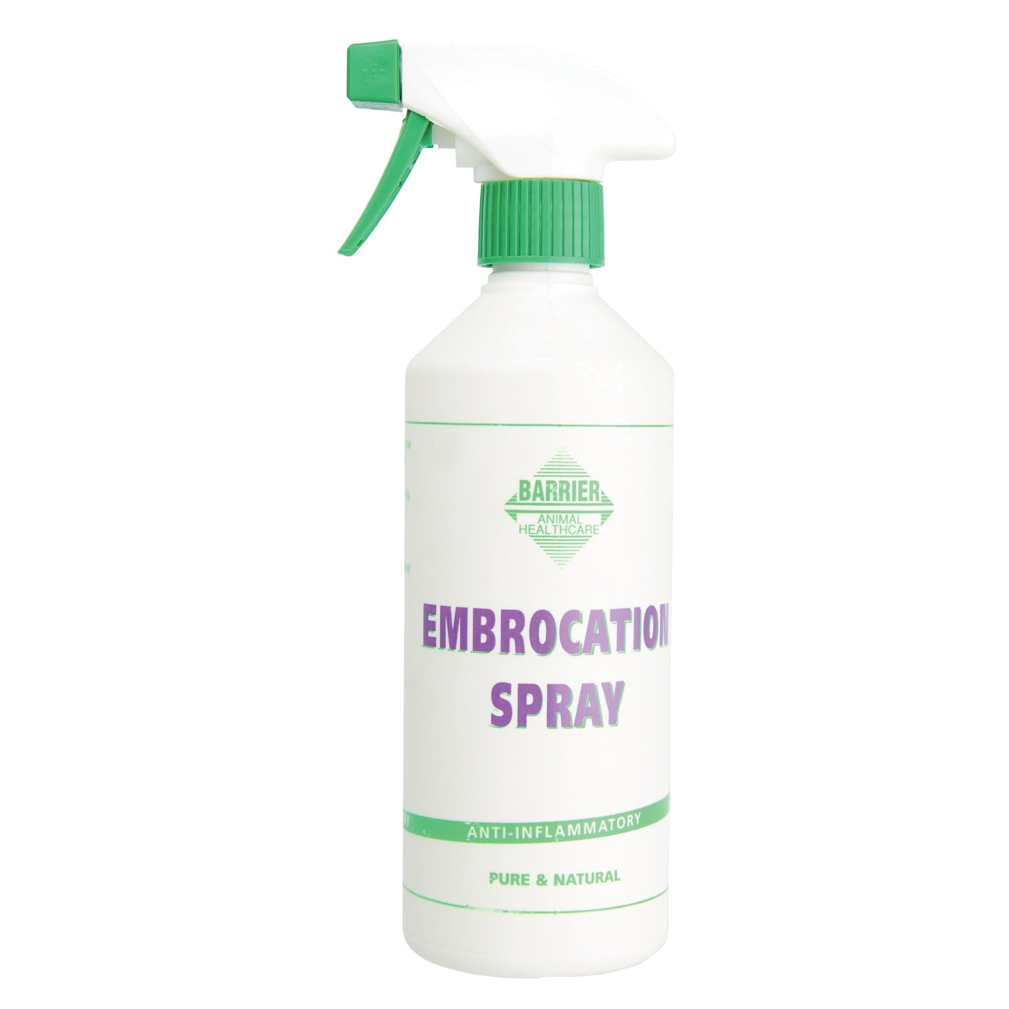 Barrier Embrocation Spray 8454