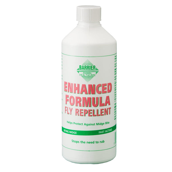 Barrier Enhanced Formula Fly Repellent Spray 8412