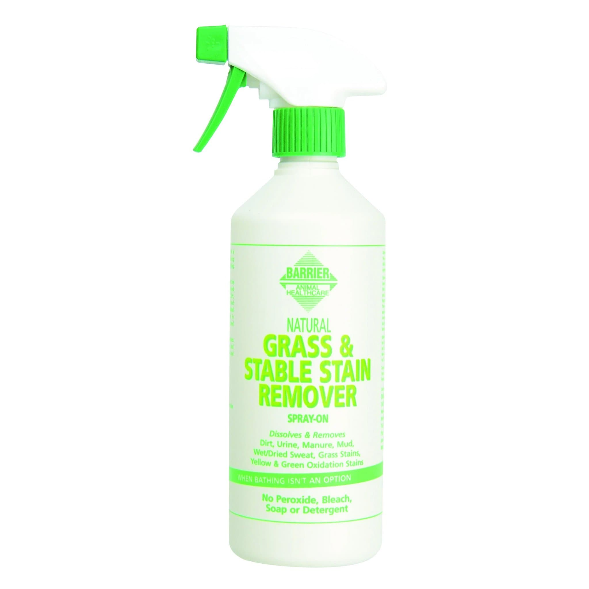 Barrier Grass And Stable Stain Remover 400ML 8410.
