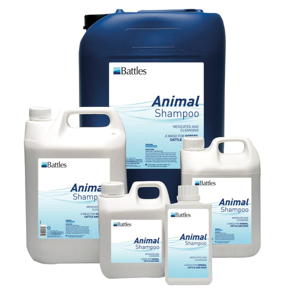 Battles Animal Shampoo 2732