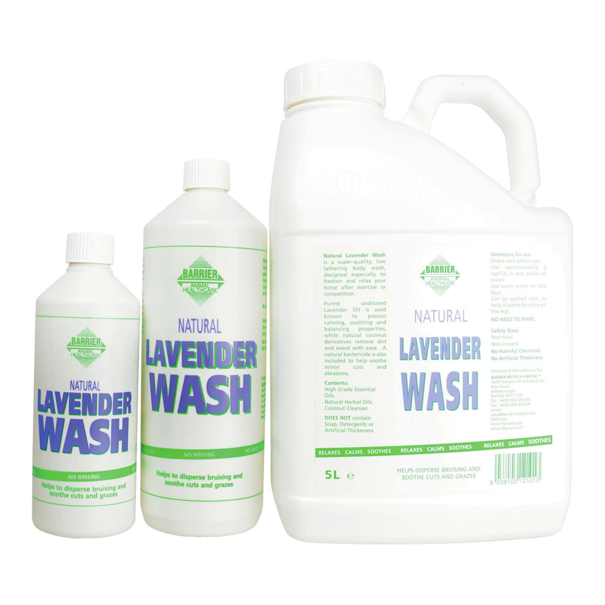 Barrier Lavender Wash 8845