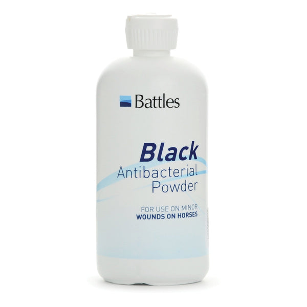 Battles Black Antibacterial Powder 2270