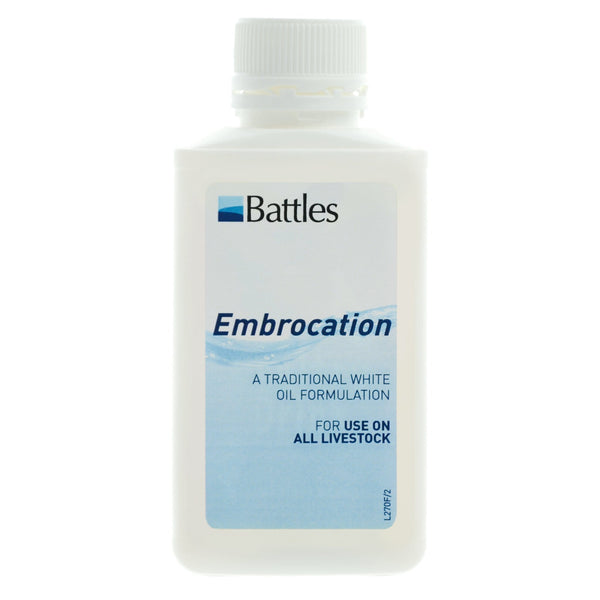 Battles Embrocation 2987