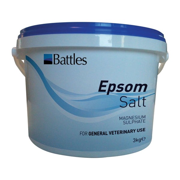 Battles Epsom Salt 2844