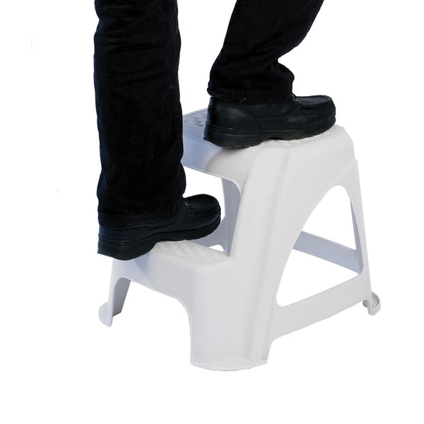 GPC Plastic Static Step Stool Lifestyle 6196
